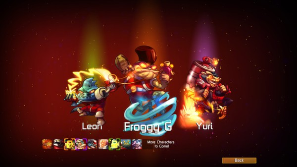 Awesomenauts STEAM GIFT RU/CIS