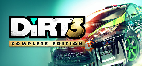DiRT 3 Complete Edition STEAM GIFT RU/CIS