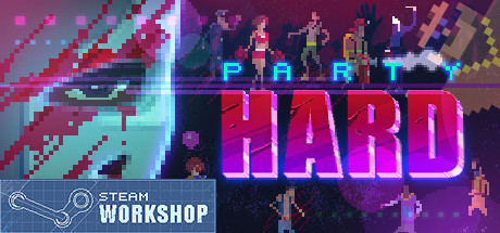 Party Hard STEAM STEAM KEY REG FREE
