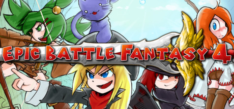 Epic Battle Fantasy 4 STEAM GIFT RU/CIS