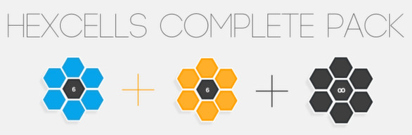 Hexcells Complete Pack STEAM GIFT RU/CIS