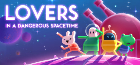 Lovers in a Dangerous Spacetime STEAM GIFT RU/CIS