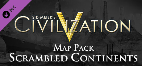 Sid Meier´s Civilization V: Scrambled Continents DLS