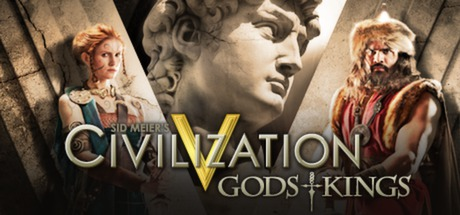 Sid Meier´s Civilization V - Gods and Kings STEAM GIFT