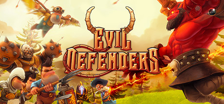 Evil Defenders STEAM GIFT RU/CIS
