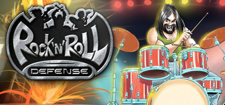 Rock ´N´ Roll Defense - Deluxe Edition STEAM  RU/CIS