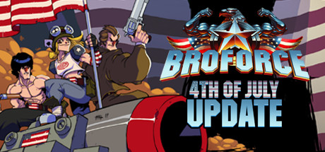 Broforce STEAM GIFT RU/CIS