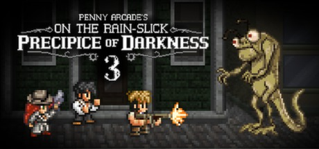 Penny Arcade´s On the Rain-Slick Precipice of Darkness