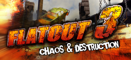 Flatout 3: Chaos & Destruction STEAM GIFT RU/CIS
