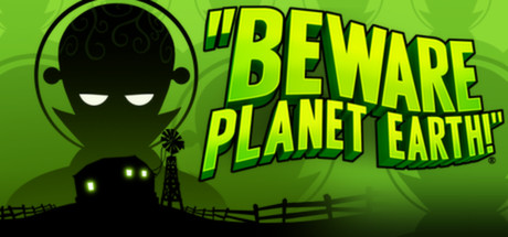 Beware Planet Earth STEAM GIFT RU/CIS