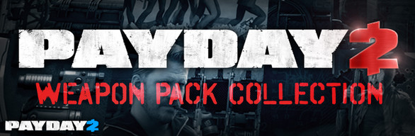 PAYDAY 2: Gage Weapon Pack Bundle STEAM GIFT RU/CIS