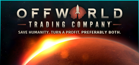 Offworld Trading Company STEAM GIFT RU/CIS