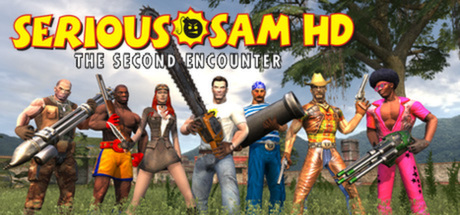 Serious Sam HD: The Second Encounter STEAM GIFT RU/CIS