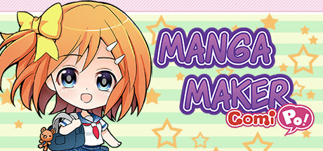 Manga Maker Comipo STEAM GIFT RU/CIS