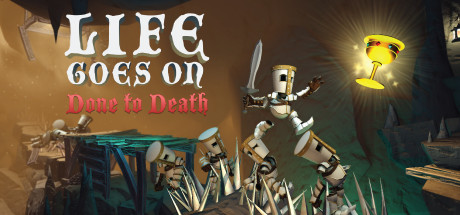 Life Goes On: Done to Death STEAM GIFT RU/CIS