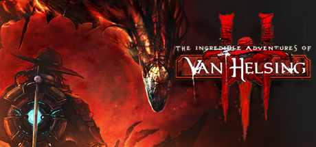 The Incredible Adventures of Van Helsing III GIFT CIS