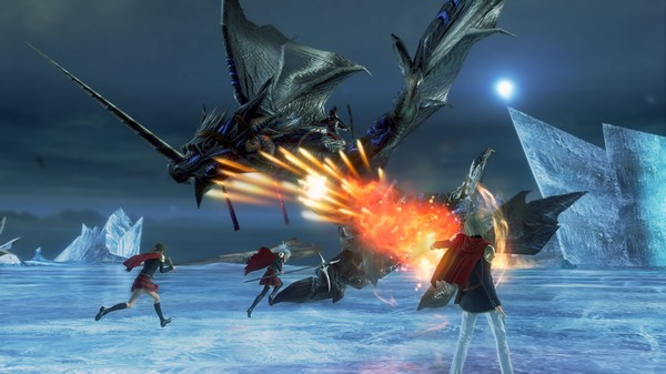 FINAL FANTASY TYPE-0 HD Preorder (Steam Gift\RU+CIS)