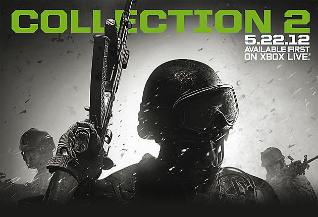 Call of Duty:Modern Warfare 3 DLC Collection2 (ROW)