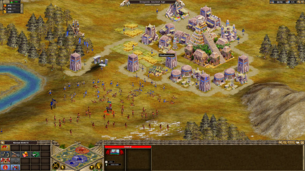 Rise of Nations: Extended Edition (Steam Gift \\ CIS)