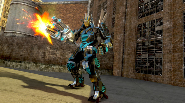 TRANSFORMERS: Rise of the Dark Spark (Region Free\RoW)