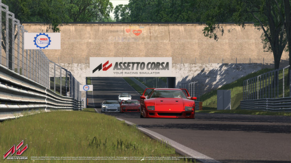 Assetto Corsa+Dream Pack 1 (Steam Gift\RU+CIS)