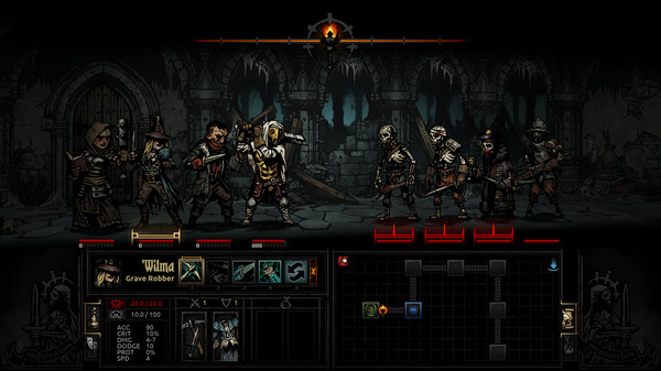 Darkest Dungeon (Gift\RU+CIS\VPN*)