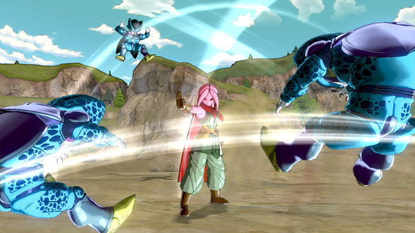 DRAGON BALL XENOVERSE (Steam Gift \\ Ru + CIS \\ VPN)