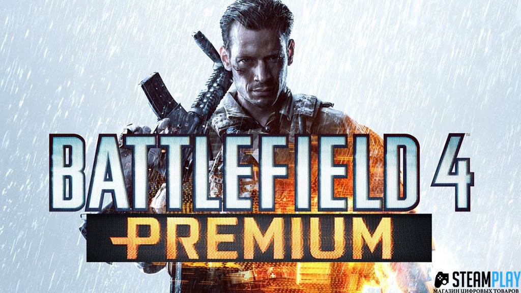 Battlefield 4 Premium (Region free/ROW/MultiLang)
