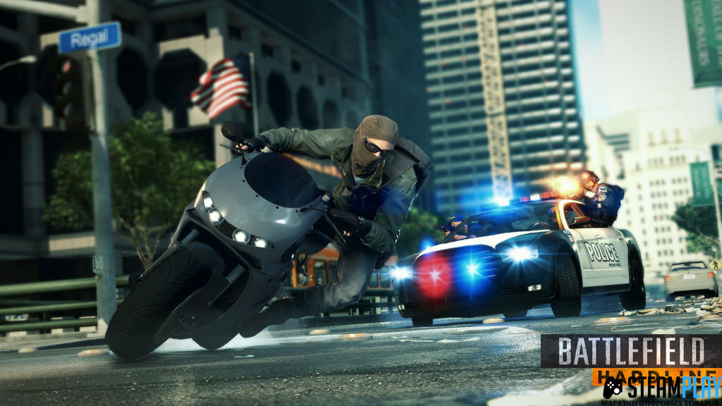 Battlefield: Hardline + Martial kits