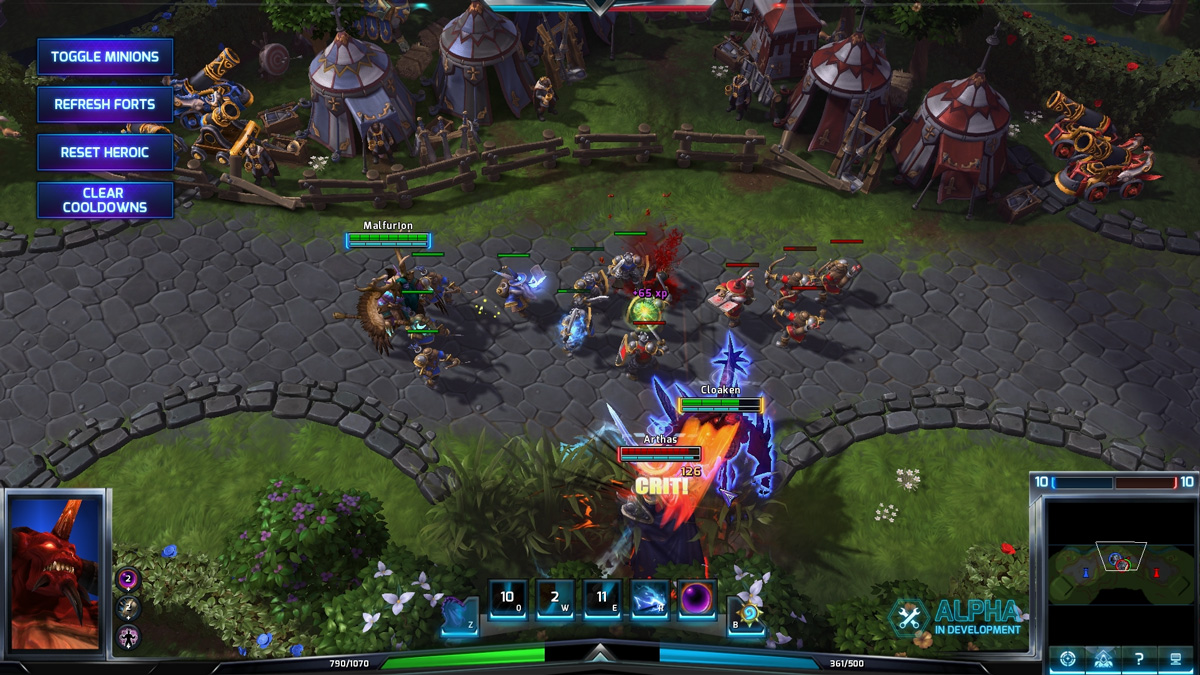 Heroes of the Storm Alpha аккаунт + Diablo 3