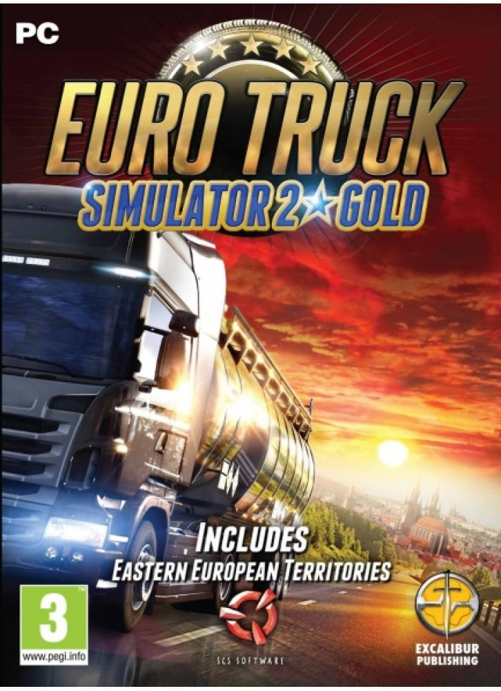 EURO TRUCK SIMULATOR 2 Gold (Steam/Ru)