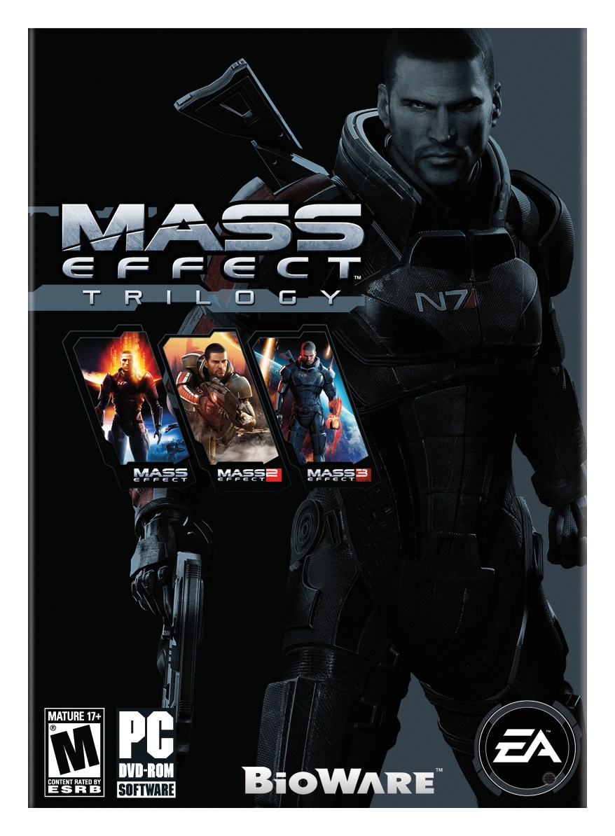 Mass Effect Trilogy ORIGIN CD-KEY GLOBAL + Bonus
