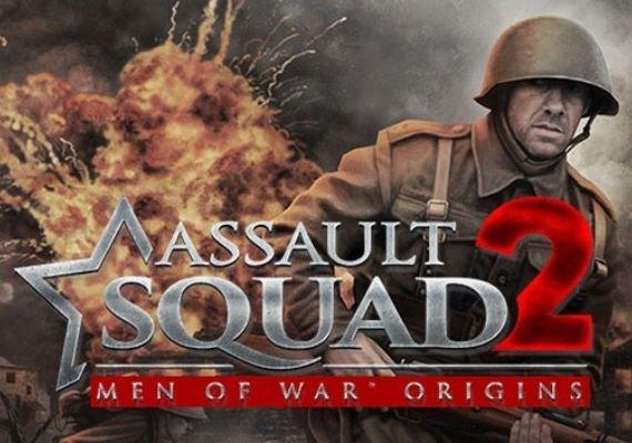 👻Assault Squad 2 Men of War Origin DLC(Steam Ключ)