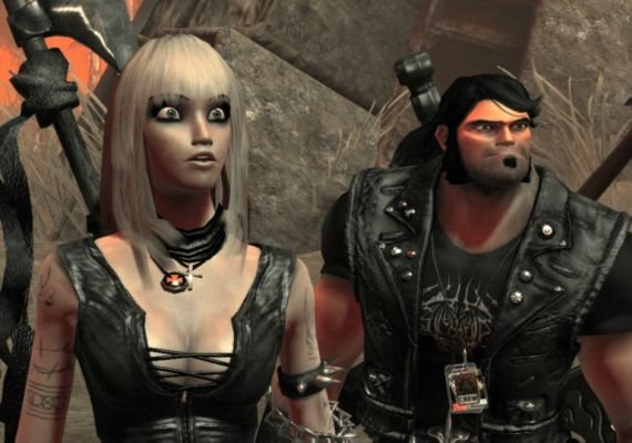 Brutal Legend (Steam/ Region Free)