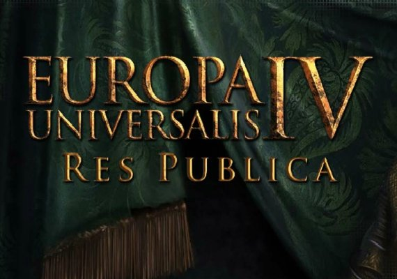 Europa Universalis IV: Res Publica (Steam/Global)