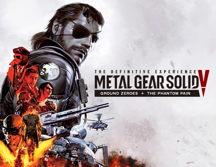 METAL GEAR SOLID V: The Definitive Experience (Steam/Ru