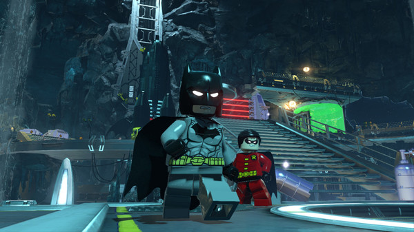 LEGO BATMAN 3 BEYOND GOTHAM(Steam key/RegionFree/Multi)