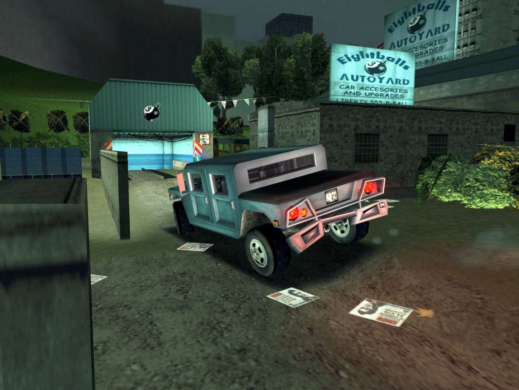 Grand Theft Auto III (Steam/ Region Free)
