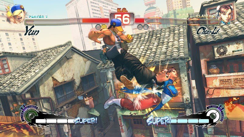 Super Street Fighter IV: Arcade Ed (Steam)