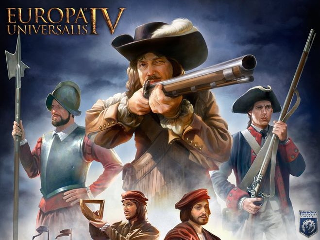 Europa Universalis IV 4 (ENGLISH/STEAM KEY RU)