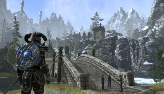 The Elder Scrolls Online: Tamriel Unlimited/REGION FREE
