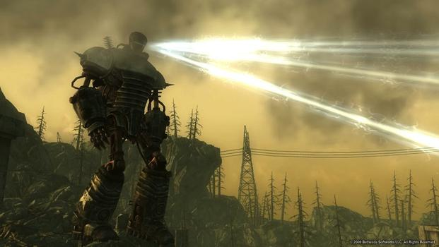 Fallout 3: Game of the Year Edition Steam Key/Reg FREE
