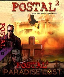 POSTAL 2 + *DLC PARADISE LOST Steam Key/Region Free
