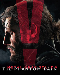 Metal Gear Solid V:The Phantom Pain (Steam/Key/Ru)