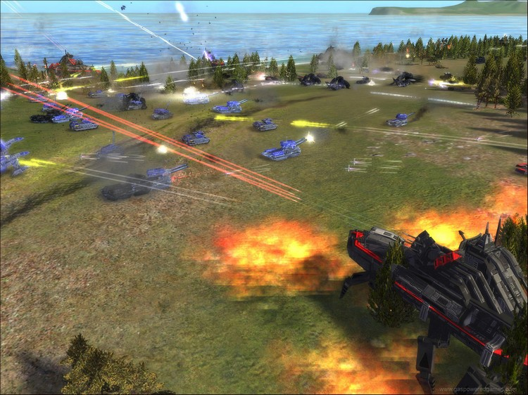 Supreme Commander: Forged Alliance (Steam Key/+БОНУС)
