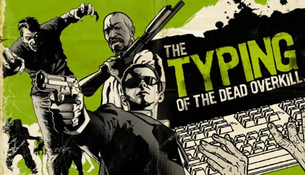 The Typing of the Dead: Overkill STEAM/REGION FREE