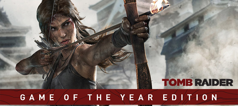 Tomb Raider Game of the Year Edition +БОНУС*STEAM/RU