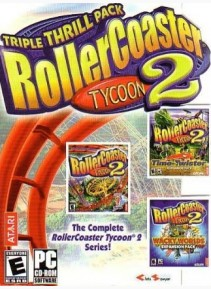 RollerCoaster Tycoon2:Triple Thrill Pack(STEAM/KEY/ROW)