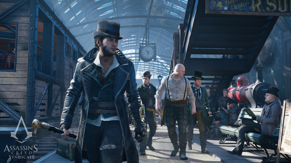 Assassin´s Creed:Syndicate/Syndicate of isgrace+DLC/UP