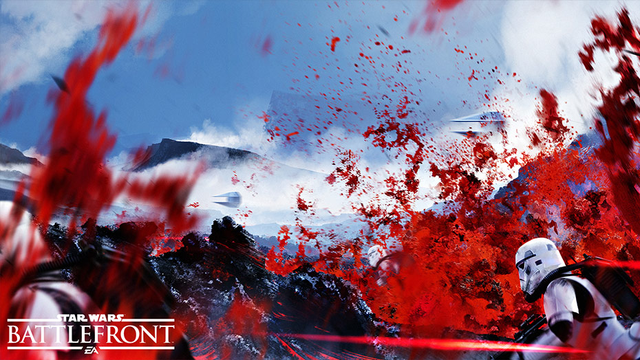 Star Wars:Battlefront (Ключ для ORIGIN/ Multi)+ ПОДАРОК